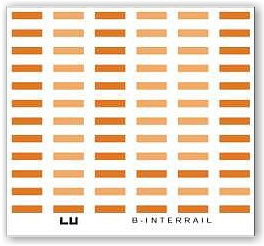 LU: B-Interrail (CD digipack)