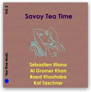 Al Gromer Khan: Savoy Tea Time (CD)