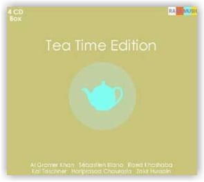 Tea Time Music (4CD)