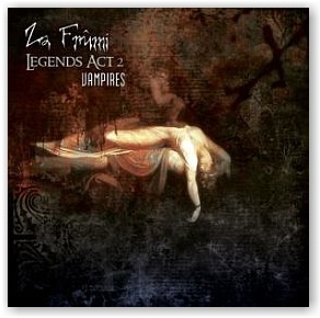 Za Frümi: Legends (Act 2) - Vampires (CD)