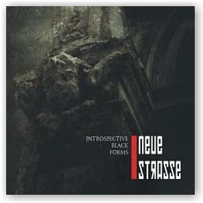 Neuestrasse: Introspective Black Forms (Digipack CD)