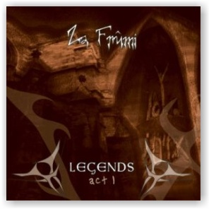 Za Frümi: Legends (Act 1) (CD)
