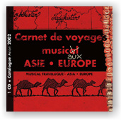 Asia & Europe: Musical Travelogue (CD)