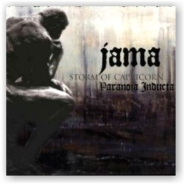 STORM OF CAPRICORN/PARANOIA INDUCTA: Jama (ltd. CD)