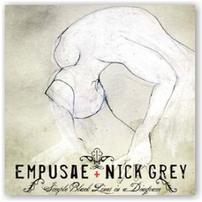 Empusae & NickGrey: Simple black lines in a diagram (mCD)