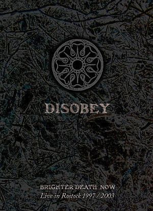 brighter death now: Disobey (CD/DVD)