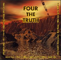 Ron Boots & others: Four, the truth (CD)