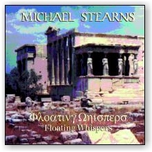 Michael Stearns: Floating Whispers (CD)