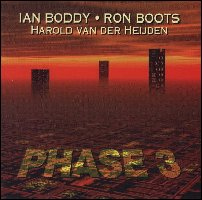 Ron Boots/Ian Boddy: Phase 3 (CD)
