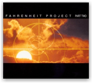 FAHRENHEIT PROJECT part 2 - various artists (CD)