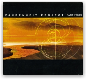 FAHRENHEIT PROJECT part 4 - various artists (CD)