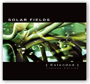 SOLAR FIELDS: [ Extended ] Deep Unified Transmissions (CD)