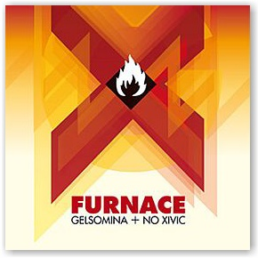 Gelsomina + no Xivic: Furnace (CD)
